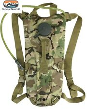 Kombat BTP Aqua / water bladder / hydration pack 2 Litre like Multicam Airsoft
