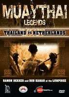 Muay Thai Legends - Thailand vs Netherlands with Several Champions DVD
