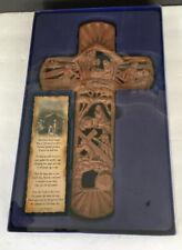 From Creche to Cross Wall Cross NEW! Christian Inspirational