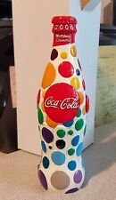 RARE COLLECTIBLE McDonald's Ceramic Coca-Cola Bottle EMPLOYEE PROMOTION GIFT-NEW