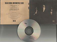 BLACK REBEL MOTORCYCLE CLUB 4 Track SAMPLER PROMO Radio DJ CD single BRMC 2001
