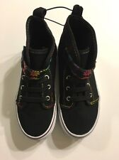 Girls Shoes Sneakers Size 10 Black