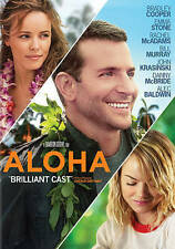 Aloha (DVD, 2015) NEW & SEALED, FAST SHIPPING
