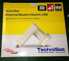 TechniSat Universal-Quatro- Switch-LNB 0007/8980