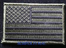 TOP GUN FLIGHT SUIT USA FLAG US NAVY PATCH JACKET USS