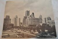 Vintage 40's Jumbo Postcard Chicago Northwest University 9x7