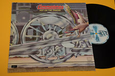 COMMODORES LP HOT ON THE TRACKS ORIG ITLAY 1976 DISCO DANCE EX ! AUDIOFII