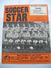 Soccer Star Magazine 23.09.1966, Brentford, Partick Th.
