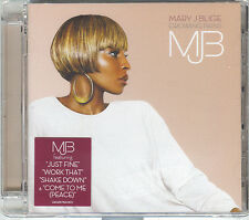 MARY J. BLIGE - GROWING PAINS - CD ( NUOVO SIGILLATO )