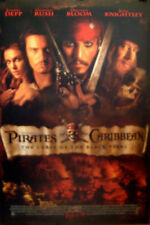 Pirates of the Caribbean DS 27x40 Original Movie Poster