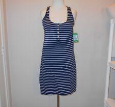 Lilly Pulitzer True Navy Palm Stripe Jennalyn Dress Sz S