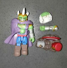 Marvel Minimates l/'incroyable Hulk à travers les Âges 4-Pack Diamond Select neuf en boîte scellée