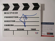 SPIKE LEE SIGNED CLAPBOARD PSA/DNA Z51860 HE GOT GAME MALCOLM X RARE