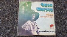 Imca Marina - Vino 7'' Single SUNG IN DUTCH