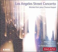 Los Angeles Street Concerto: Michala Petri plays Thomas Koppel, New Music