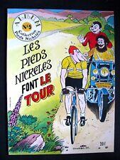 Les Pieds Nickelés Font le Tour  n°5. SPE 1983