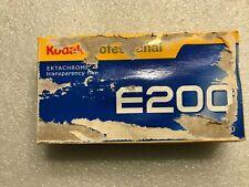 KODAK Professional Ektachrome Transparency Film E200 220 roll-film expired 09/05