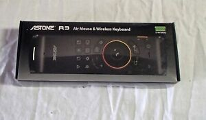 Astone R3 Air Mouse Keyboard & Remote Control for PCs Smart TVs & Media Players