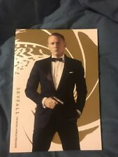 James Bond Skyfall 2012 Royal World Premiere London Prince Charles Program