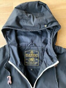 Men's Element Zipped And Hooded Jacket (Wolfeboro Collection) - Size Medium