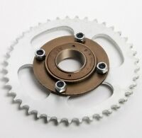 #420 38T 4 hole Sprocket drive gear w Free wheel f eATV Quad GoKart