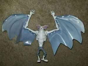 "Mattel The Batman EXP animated cartoon  WHITE MANBAT  6"" Figure"
