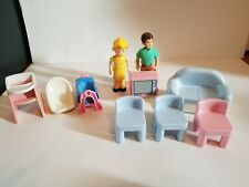 Little Tikes Dollhouse Furniture And Accessories Mom Dad