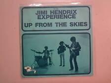 "JIMI HENDRIX EXPERIENCE:Up From The Skies-One Rainy Wish-France 7"" Barclay PSL"