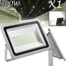 300W Led Flood Light Cool White Super Bright Garden Security Outdoor Lighting