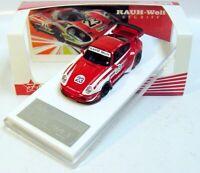 """1:64 FUELME RAUH-Welt PORSCHE 911 (993) RWB """"RWBWU"""" #23 red L.E. 1,499 pcs."""