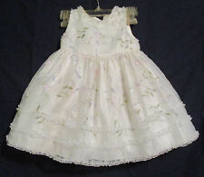 Infant Girls (Size 24M) AMERICAN PRINCESS Wedding Special Occasion Dress