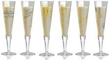 6er SET Ritzenhoff CHAMPUS Champagnergläser Alle Motive Frühjahr 2019