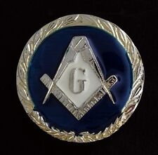 Mason Masonic Freemason Belt Buckle - #102