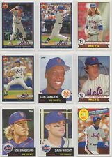 2016 TOPPS ARCHIVES New York Mets Team Set (16 Cards) - MT