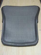 Herman Miller Aeron Chair Back Graphite Frame Amp Grey Mesh Size B Medium Oem 33