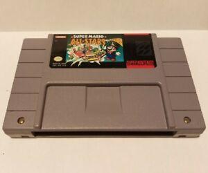 Super Mario All-Stars (Super Nintendo SNES, 1993) Tested
