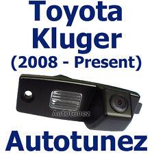 Car Reverse Rear Backup Parking Camera Toyota Kluger Reversing Safety View