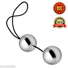 Ben Wa Balls Kegel Exercise With Weighted Interior Ball Vagina Pelvic Tightening