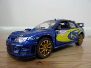 Kinsmart Diecast Subaru Impreza WRC 2007 - Brand New