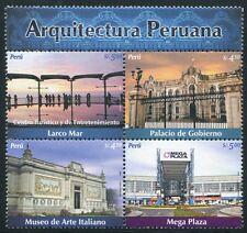 Peru 2005 Einheimische Architektur Museum Palast 2024-2028 Postfrisch MNH