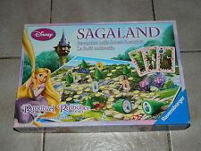 Ravensburger / Disney - Rapunzel Sagaland - Neue Version des Spieleklassikers