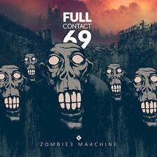 FULL CONTACT 69 Zombie Machine CD 2016 LTD.500