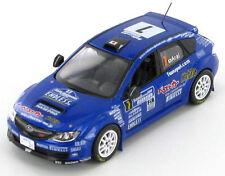 Subaru Impreza WRC STi Arai - Macneall Rally Hokkaido 2009 1:43