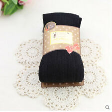 Women's Winter Cable Knit Sweater Footed Tights Warm Stretch Stockings Pantyhose