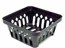X10 Orchid Vanda Basket Plastic Pot Baskets Hydro Aero Hanging Square Hanger Net