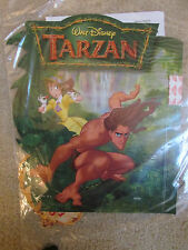 New Disney Tarzan Movie Video Character Display Store Standee Shelf Art DA-6883