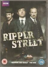 Ripper Street - Complete Series 1 - Matthew Macfadyen (DVD, 2013, 3 Disc) BBC