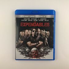The Expendables (Blu-ray, 2010) No DVD *US Import Region A*
