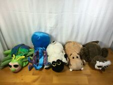 lot Caltoy And Dream Plush Stuffed hand Puppets