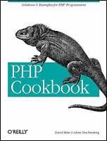 PHP Cookbook by David Sklar; Adam Trachtenberg